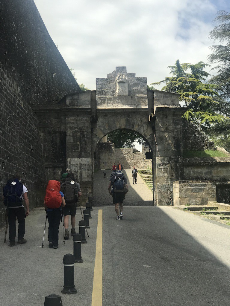 Entrada de Pamplona